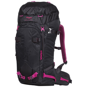 Bergans W's Helium PRO 40 Solid Charcoal/Hot Pink